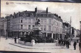 ROUBAIX PLACE JEANNNE D ARC - Lille