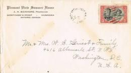6048. Carta MORTIMER´S POINT, Muskoka (Canada) 1939 - 1937-1952 Reign Of George VI
