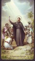 S. Francesco Saverio, Santino Fratelli Bonelli FB 400/177 - Religione & Esoterismo