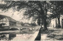FIGEAC  Pont Gambetta Et Bords Du Céné  Neuve Excellent état - Figeac