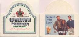 #D20-342 Viltje Werner Pilsener - Sous-bocks