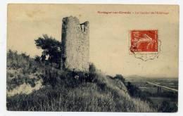 K22 - MORTAGNE-sur-GIRONDE - Le Clocher De L'Ermitage (1909) - France