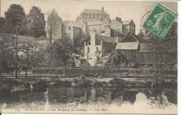 27/ EURE...HARCOURT: Les Remparts Du Château - Harcourt