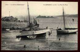 Cpa Du  35  St Servan  Le Port St  Père      BHU12 - Saint Servan