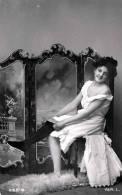 Erotic - Woman In Sexy Underwear, Old Photo Map, 1920 - Frauen