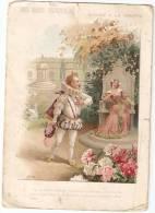 Au Bon Marché Carte Recto Verso Maison Aristide Boicicaut - Autres