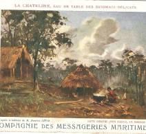 Compagnie Des Messageries Maritimes Carte Postale - Autres