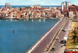 """Bellissima   Cartolina  Anni 70        """"  LIDO DI SOTTOMARINA - Isola Dell'Unione   """" - Venezia"""