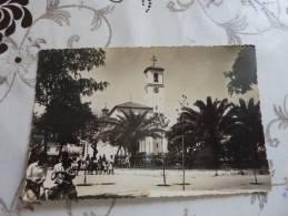 Cpsm Fuengirola (malaga) Iglesia Parroquial                                                        Tres Bon Etat !! - Málaga