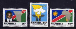 Namibia - 1990 - Independence - MNH - Namibia (1990- ...)