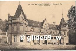 Coins Du Périgord - CREYSSE - Château Du Roc (façade Principale) - N° 33 - Autres Communes