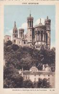 France Lyon Abside de la Basilique de Notre Dame de Fourviere