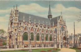 Belgium Brussels Eglise Notre Dame du Sablon