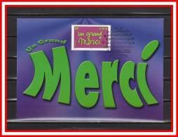 "CM 2004 "" UN GRAND MERCI "" N° YT 3637 En Parfait état + Prix Dégressif. - Cartes-Maximum"