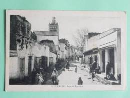 TLEMCEN - Rue De MASCARA - Tlemcen