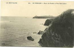 """LE POULDU, Port St Julien, Série """"La Bretagne"""" ELD - Le Pouldu"""