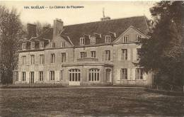 MOELAN, Chateau De Plaçamen - Moëlan-sur-Mer