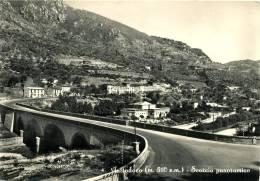 ANTRODOCO SCORCIO PANORAMICO 1955 - Rieti