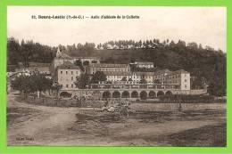 63 ** BOURG LASTIC - Asile D'aliénés De La Cellette - Cliché Valeix - Edit. Soulier - Sin Clasificación