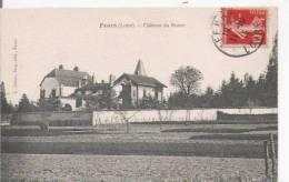 FEURS (LOIRE) CHATEAU DU ROZIER  18915 - Feurs