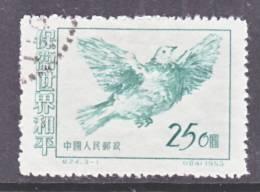 PRC 187  (o)  FAUNA  BIRD  DOVE - 1949 - ... People's Republic