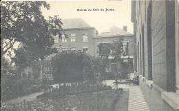 LEUVEN  LOUVAIN  INSTITUT CHIRURGICAL DES SOEURS FRANCISCAINES ... ENTREE DU COTE DU  JARDIN - Leuven