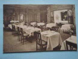 24753 PC: BELGIUM: LIEGE: Liege, Grand Hotel D´Angleterre Et Restaurant La Becasse. Salle A Manger. - Liege