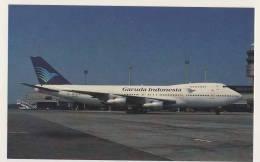 Aviation - Garuda Boeing 747-2U3B - 1946-....: Moderne