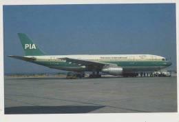 Aviation - PIA Airbus A300B4-203 - 1946-....: Modern Era