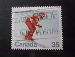 CANADA N°727 Oblitéré - 1952-.... Reign Of Elizabeth II