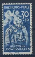 Rheinland Pfalz Michel No. 31 II gestempelt used