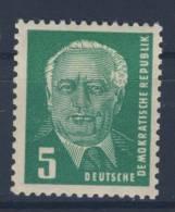 DDR Michel No. 322 z b X II ** postfrisch