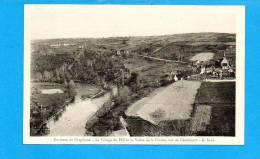 36 Le Village Du PIN Et La Vallée De La Creuse, Vus De Ceaulmont - Environs De Gargilesse - Frankreich