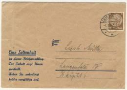 Deutsches Reich Michel No. 482 a gestempelt used auf Brief