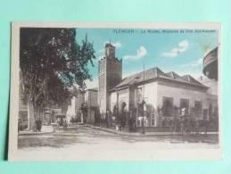 TLEMCEN - Le Musée, Mosquée De SIDI BEL HASSEN - Tlemcen