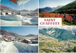 SAINT-CHAFFREY 05 - Multivues - 17.6.1970 - U-2 - Briancon