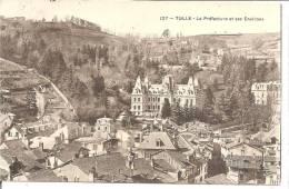 TULLE  La Prefecture Et Ses Environs No127 - Tulle