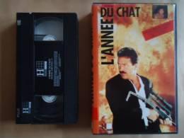 L'ANNEE DU CHAT  //  VHS CASSETTES - Politie & Thriller