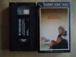 SUR LA ROUTE DE MADISON / CLINT EASTWOOD  VHS CASSETTES - Dramma