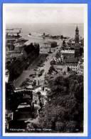 Sweden, HÄLSINGBORG, Utsikt Fran Kärnan, Photo Card 1937; Schweden, HÄLSINGBORG, Utsikt Fran Kärnan, Fotokarte, 1937 - Schweden