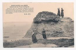 Boulogne-sur-Mer   Débris De La Tour Caligula - Boulogne Sur Mer