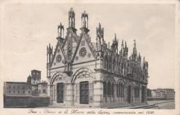 - PISA - CHIESA DI S. MARIA DELLA SPINA VG 1935 BELLA FOTO D´EPOCA ORIGINALE 100% - Pisa