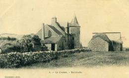 LE CROISIC  KERVAUDU - Le Croisic