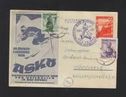 PK Bad Aussee ASKÖ 1948 - 1945-60 Briefe U. Dokumente