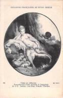 L´ESTAMPE AU XVIIIe.  Janinet. Vénus En Réflexion. - Arts
