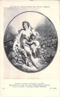 L´ESTAMPE AU XVIIIe.  Janinet. L'amour Rendant Hommage à Sa Mère. - Arts
