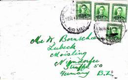 AIR MAIL - Storia Postale