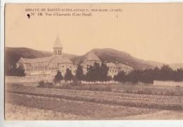 BR42489 Abbaye De Siante Scholastique Fourgne Vue D Ensemble    2 Scans - Dourgne