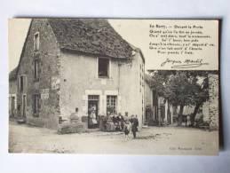 En Berry Devant La Porte  Jacques Martel - Personnages