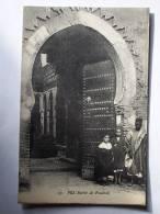 Fès Entrée De Foudouk - Fez (Fès)
